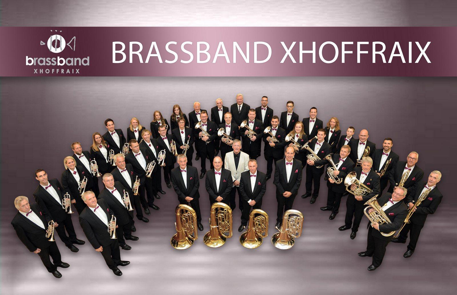 konzert xhoffraix brass band